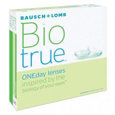 Контактные линзы Biotrue ONEday 90 штук