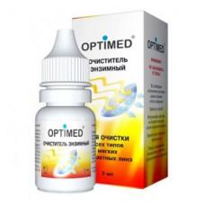 Энзимный очиститель для контактных линз Optimed (Оптимед)