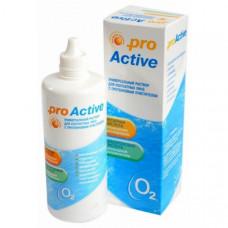 Раствор для ухода за контактными линзами Оптимед про актив (Optimed ProActive)
