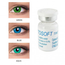 Оттеночные контактные линзы Optosoft Tint - 1 линза