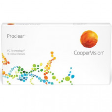 Контактные линзы Proclear - 6 линз