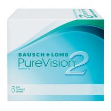 Контактные линзы PureVision 2 (Пьювижн 2)