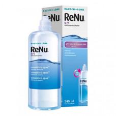 Универсальный раствор для мягких контактных линз Реню МПС (ReNu MPS), с контейнером