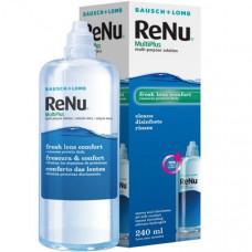 Универсальный раствор для линз ReNu MultiPlus (Реню мульти плюс), с контейнером