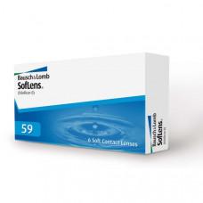 Линзы контактные Soflens 59 - 6 линз
