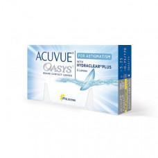 Торические линзы Acuvue Oasys for Astigmatism (Акувью оазис астигматизм), 6 штук