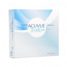 Контактные линзы Acuvue One Day TruEye (Акувью ван дей труай), однодневные, 180 штук