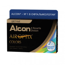 Контактные линзы Air Optix Colors (Аир оптикс колорс)