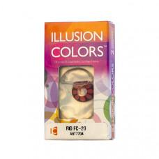 Illusion Colors Rio 2 линзы