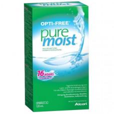 Многофункциональный раствор OPTI-FREE PUREMOIST для контактных линз